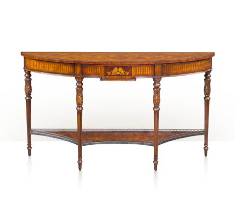 Theodore Alexander - The Galleried Console Table - 5305-008