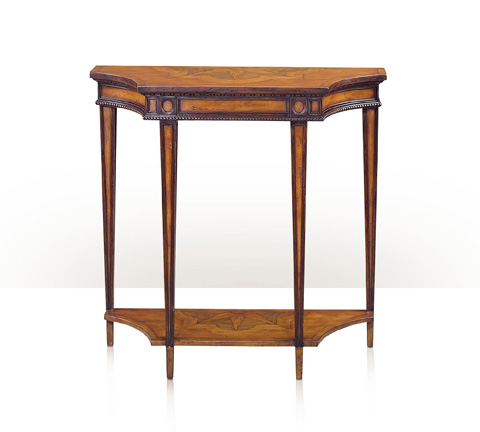 Theodore Alexander - The European Cherry Console Table - 5305-128