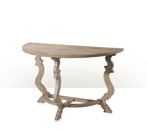 Theodore Alexander - English Joiner Console Table - 5305-286