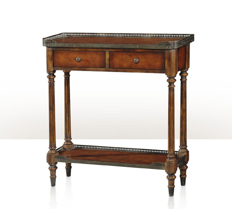 Theodore Alexander - Byron's Console Table - 5333-016MD