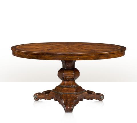 Theodore Alexander - Italian Knolls Dining Table - 5400-165