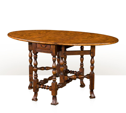 Theodore Alexander - Classic English Gateleg Dining Table - 5405-018