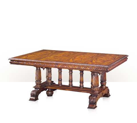 Theodore Alexander - Medieval Revival Dining Table - 5405-075