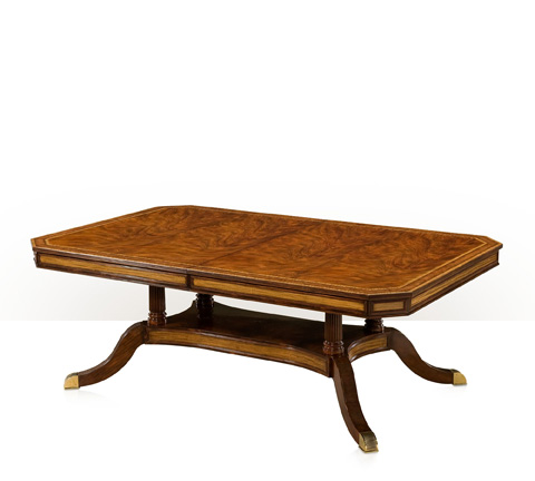 Theodore Alexander - Gabrielle's Dining Table - 5405-236