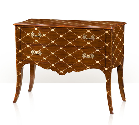 Theodore Alexander - An Unexpected Interior Accent Chest - 6005-386