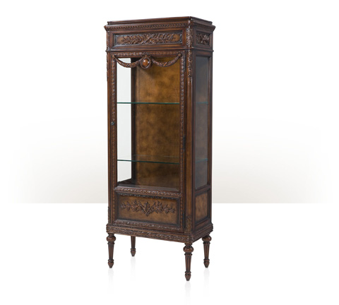 Theodore Alexander - Rural Display Cabinet - 6100-052BN