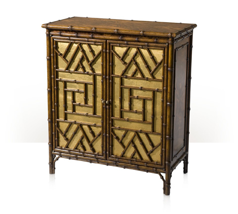 Theodore Alexander - The Argent Accent Cabinet - 6100-200