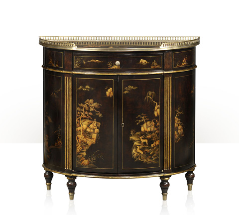 Theodore Alexander - Willow Side Cabinet - 6102-153