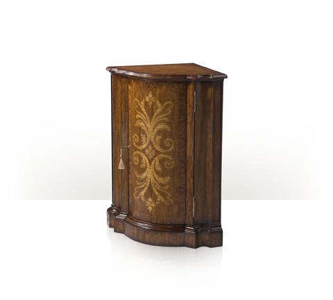 Theodore Alexander - A Hickory Corner Cabinet - 6105-343