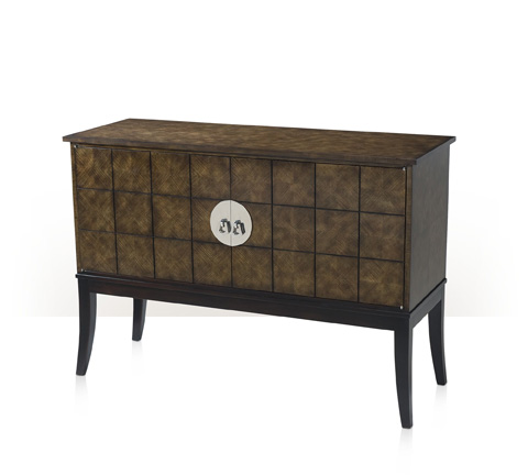 Theodore Alexander - Sycamore Squares Side Cabinet - 6105-377