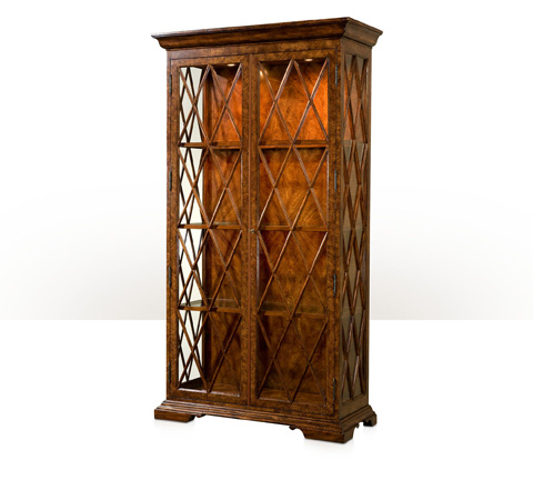 Theodore Alexander - Brooksby Display Cabinet - 6105-473