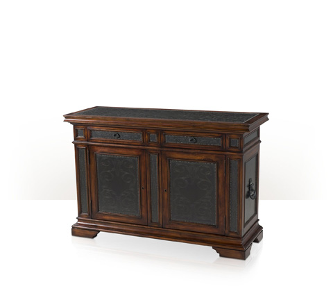 Theodore Alexander - George III Pattern-Maker Accent Cabinet - 6121-009
