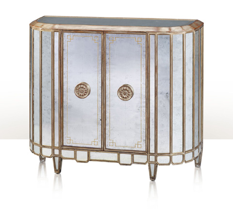 Theodore Alexander - The Romantic Accent Cabinet - 6152-012