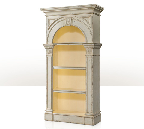 Theodore Alexander - Country House Reading Bookcase - 6302-105
