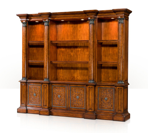 Theodore Alexander - Open Library Bookcase - 6305-096