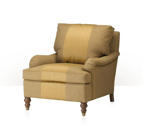 Theodore Alexander - Lotta Club Chair - 7281L