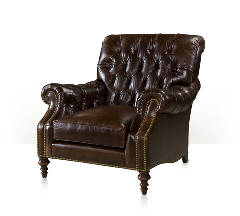 Theodore Alexander - Bette Club Chair - 8004