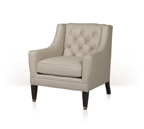 Theodore Alexander - Felice Tufted Back Chair - 8535