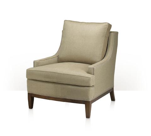 Theodore Alexander - Bridget Club Chair - 9162
