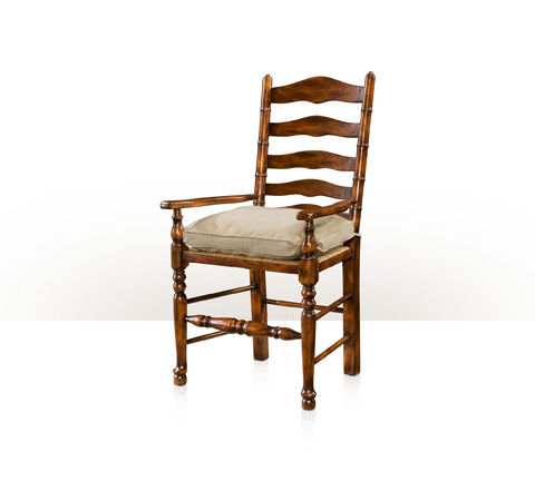 Theodore Alexander - Country Lifestyle Arm Chair - CB41001
