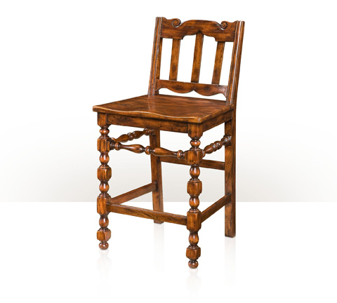 Theodore Alexander - Counter Reformation Counter Stool - CB43001