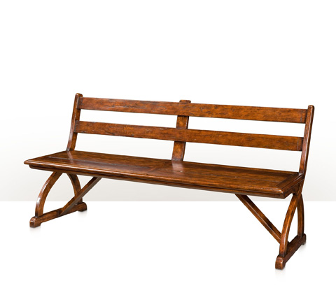 Theodore Alexander - Afternoon Reflections Bench - CB44004