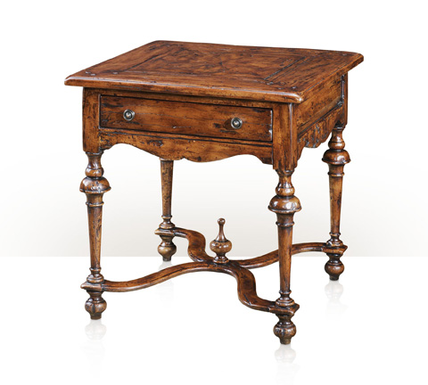 Theodore Alexander - Heirloom From The Hall Accent Table - CB50013