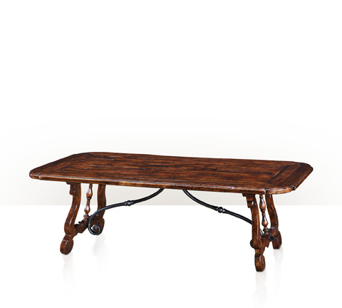 Theodore Alexander - The Country Lyre Cocktail Table - CB51005