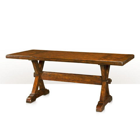 Theodore Alexander - Country Accompaniment Dining Table - CB54003
