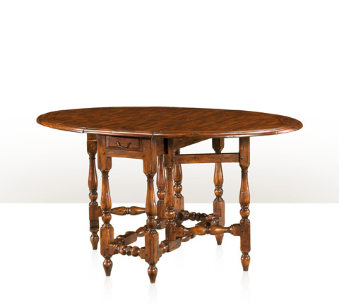 Theodore Alexander - Homely Simplicity Dining Table - CB54010