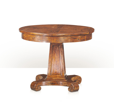 Theodore Alexander - An Antique From The Hall Dining Table - CB54018