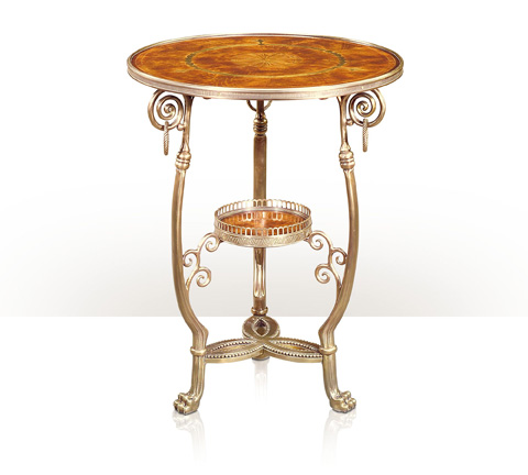 Theodore Alexander - The Weisweiler Gueridon End Table - RE50013