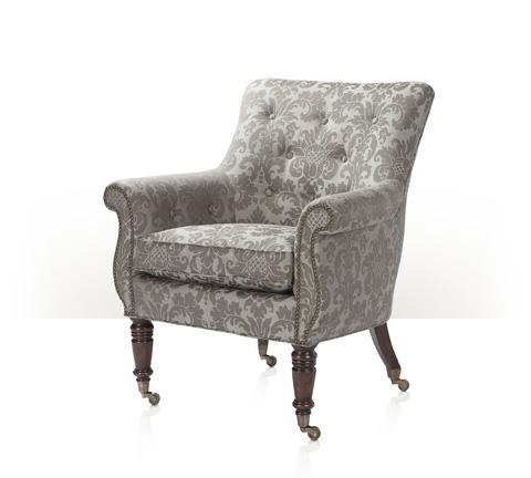 Theodore Alexander - The Billiard Room Chair - A15