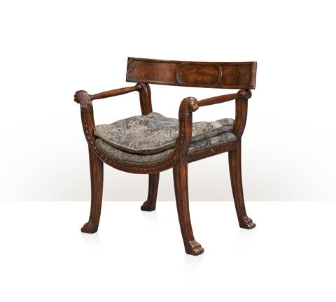 Theodore Alexander - Thomas Hope Chair - A18
