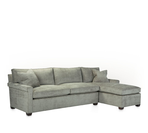 Theodore Alexander - Mandalay Sectional - C465/C442