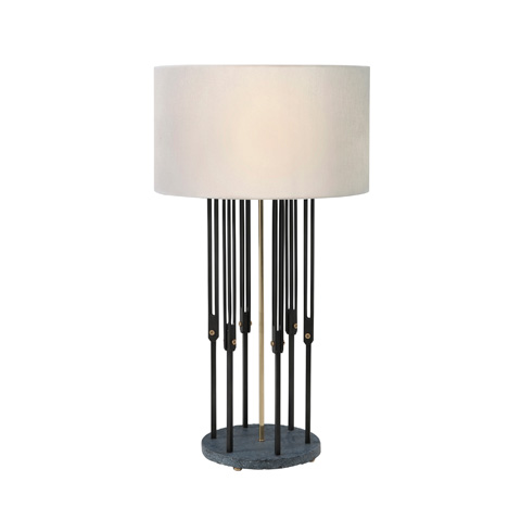 Theodore Alexander - Fasten Table Lamp - 2011-011