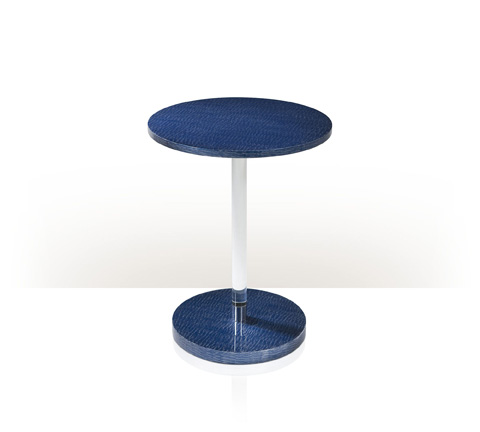 Theodore Alexander - Striate II Accent Table - 5002-278