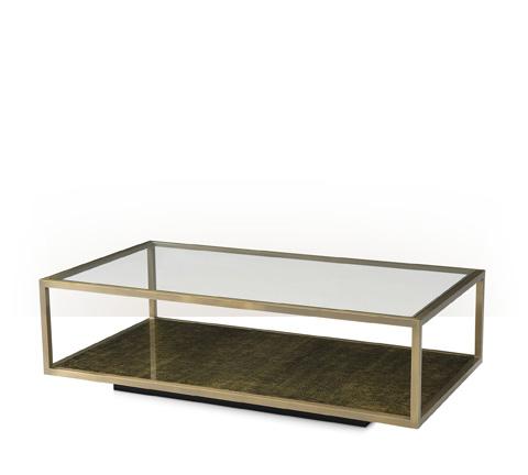 Theodore Alexander - Sahar Cocktail Table - 5121-069