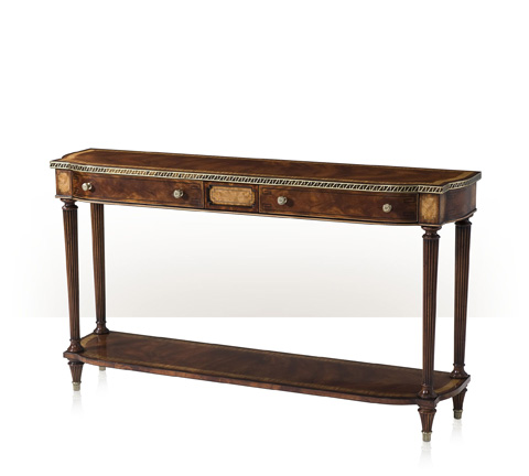 Theodore Alexander - Donwell Console Table - 5305-290