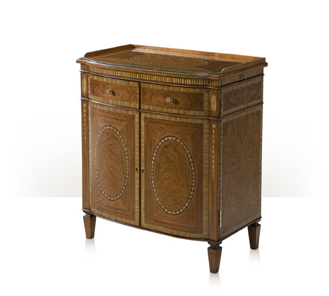 Image of Lydia Bar Cabinet