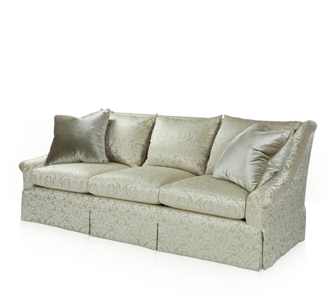 Theodore Alexander - Marquette Loose Back Dressmaker Sofa - 618-30