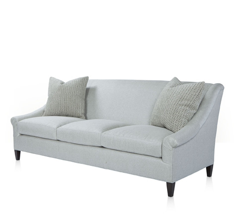Theodore Alexander - Marquette Tight Back Exposed Leg Sofa - 621-30