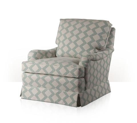 Theodore Alexander - Delphia Club Chair - 7281