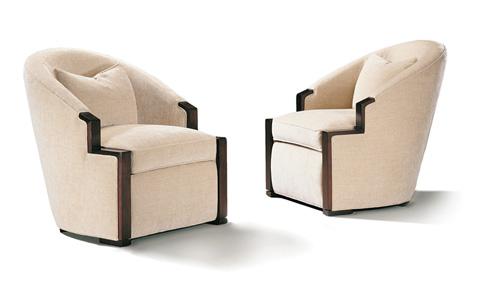 Thayer Coggin - Studio MB Chair by Milo Baughman - 1001-103