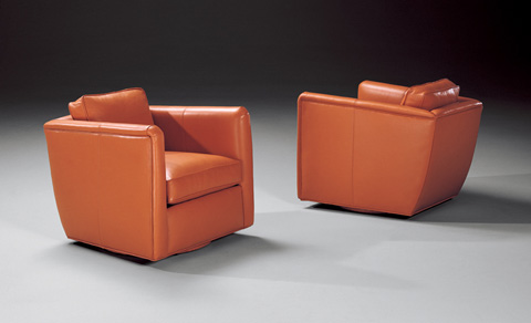 Thayer Coggin - Stockton Swivel Chair - 1022-113