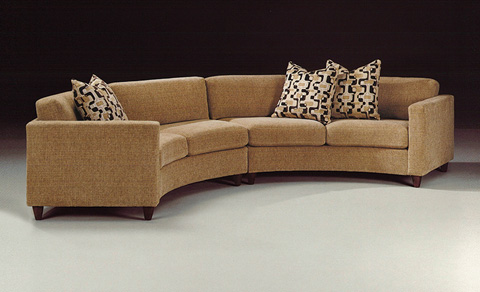 Thayer Coggin - Design Classic Sectional by Milo Baughman - 1051-201