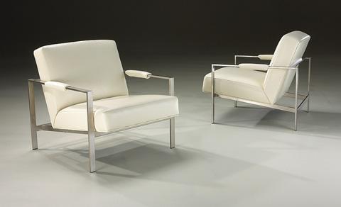 Thayer Coggin - Design Classic Lounge Chair - 1092-103