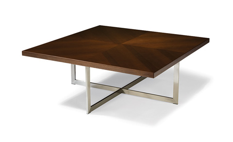 Thayer Coggin - Export Square Cocktail Table - 1173-10