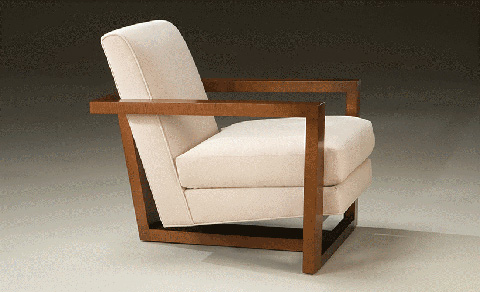 Thayer Coggin - Roger Lounge Chair - 1183-103