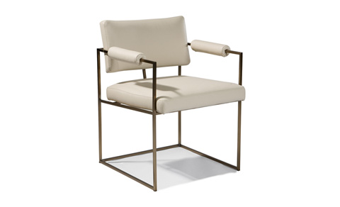 Thayer Coggin - Design Classic Dining Chair by Milo Baughman - 1188-111